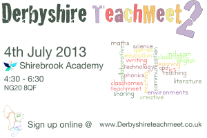TeachMeet2 Poster